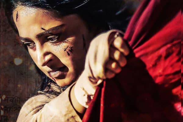 Bhaagamathie flop in Tamil
