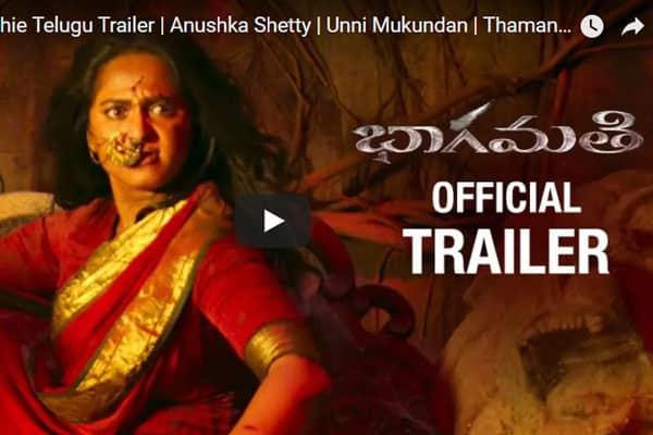 Captivating Bhaagamathie Trailer