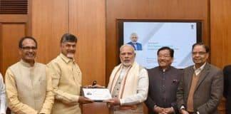 'Strained' ties between Chandrababu, Modi marked AP politics in 2017