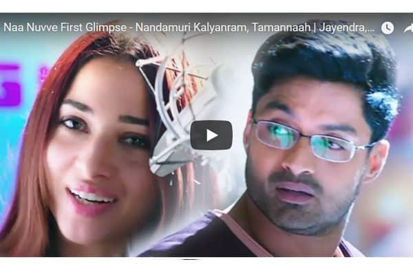 Breezy teaser of Kalyan Ram's Naa Nuvve unveiled