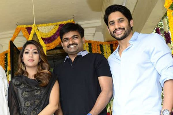 Chay – Maruthi film ready to take off