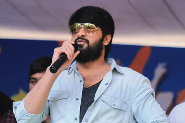 Naga Shaurya going all out for 'Chalo' promotions