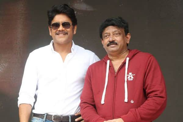 Sapadham titled for Nagarjuna RGV Movie