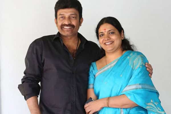 Jeevitha and Rajasekhar into TDP?