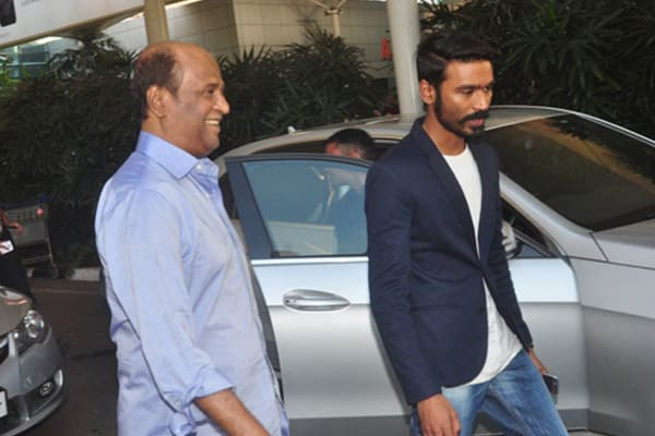 Rajinikanth and Dhanush get notices from HC