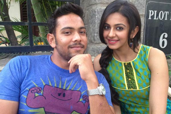 Rakul excited about her brother's debut
