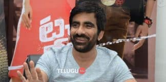 Ravi Teja Touch Chesi Chudu interview Stills