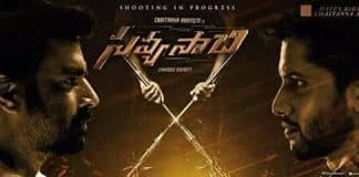 Naga Chaitanya Action Stunts in Savyasachi