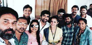 Sunil misses Kalyan Krishna Ravi Teja movie Comic Role
