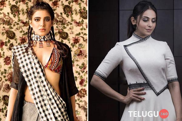 Tollywood Actresses Trending For Their Bold Fashion Choices