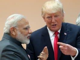 Narendra Modi , Trump