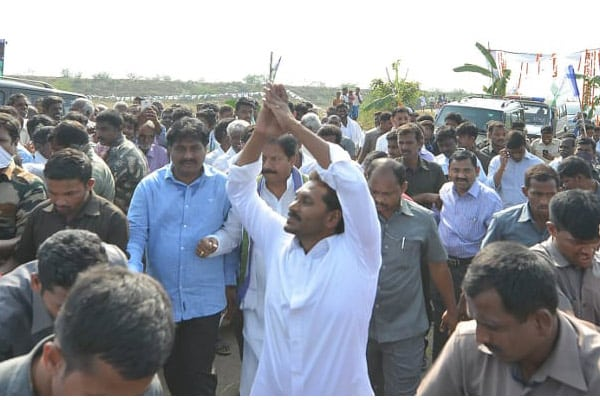 Jagan's sensational comments: Ready to ally with BJP, conditions apply*