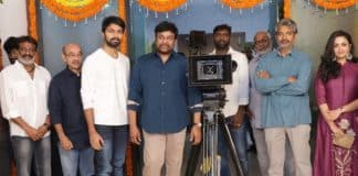 Chiranjeevi Son In Law Kalyaan Dhev's Debut Film Shoot Begins