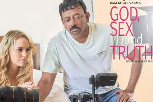 Did RGV shoot GST in Hyderabad ?