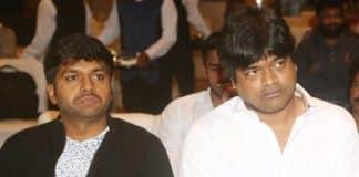 Directors Harish Shankar and Anil Ravipudi biding time in Dil Raju's office