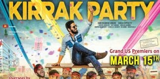 """Trendy Cinemas Premiers ""KIRRAK PARTY"" Overseas on Mar 15"""