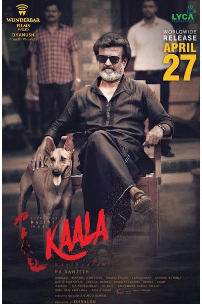 Rajinikanth's Kaala to release on April 27 th