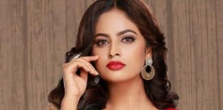 Nandita Swetha for Nitiin's Srinivasa Kalyanam