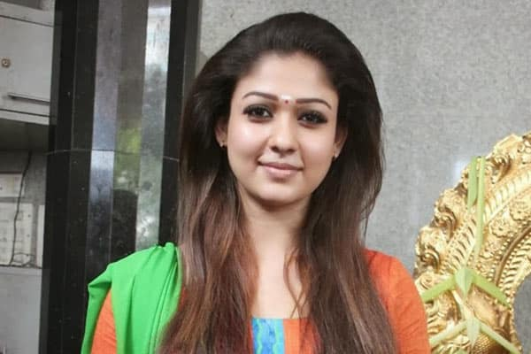Nayanthara excited about her next: signs a biggie