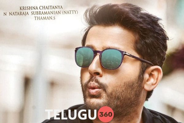 Nithiin25 titled as Chal Mohan Ranga