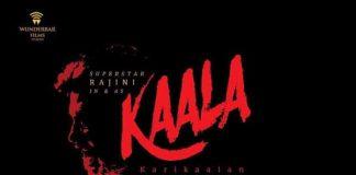Rajinikanth's Kaalaa in overseas