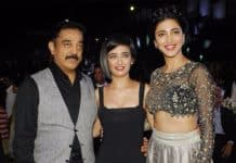 Shruti, Akshara wish father success for political journey