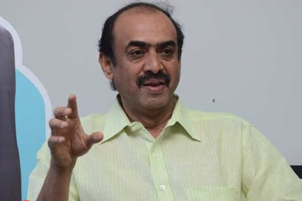 That is Suresh Babu!