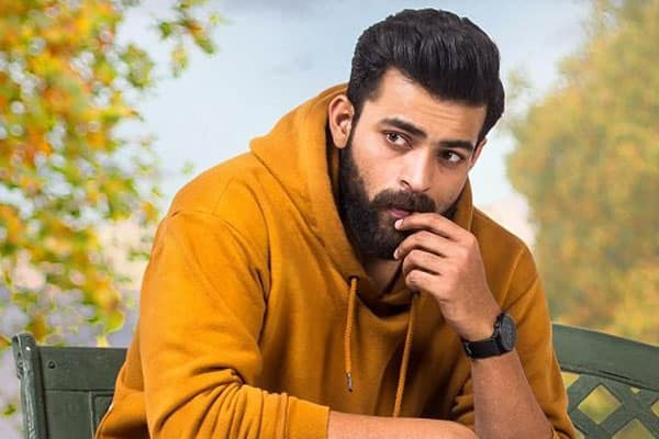 Varun Tej's warm Gesture Towards Thaman