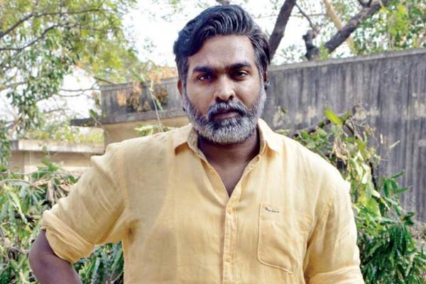 Vijay Sethupathi's request irks Sukumar and Bunny