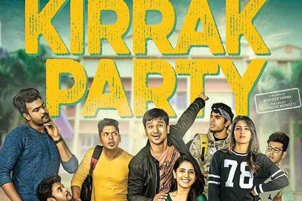 Nikhil kirrak party denies friction with production house, but...