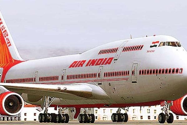 AI flight with 145 evacuees from London lands in Vijayawada