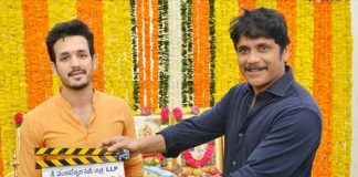 Akhil's Third Launched Officially