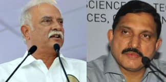 Ashok Gajapathi Raju and Sujana Chowdary submit resignations