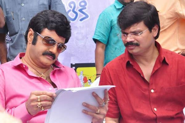 Balakrishna has okayed Boyapati Srinu's script