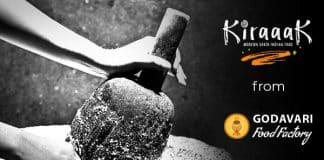 """Godavari rolling out their new brand - """"KIRAAAK"""""""