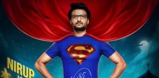 """Hero in Danger - Nirup while shooting Rajaratham"""