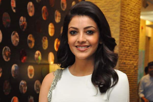 Kajal to romance one more veteran actor?