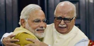 Viral video: Modi insulting Advani
