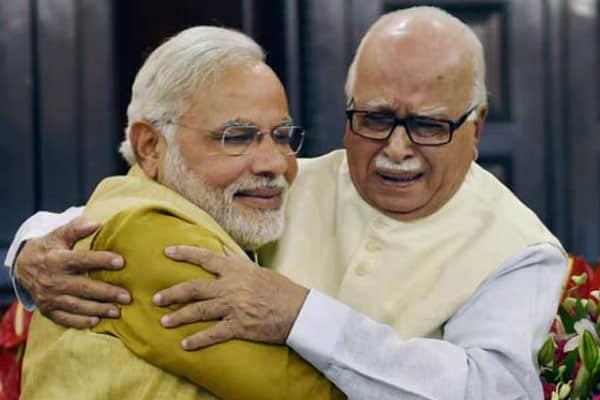 Viral Video Modi Insulting Advani