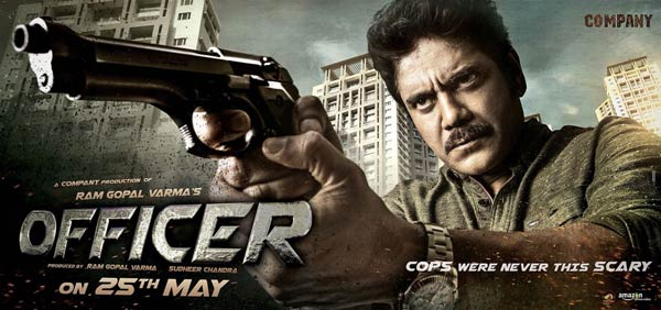 Nag's Officer inspired by Hollywood film ?