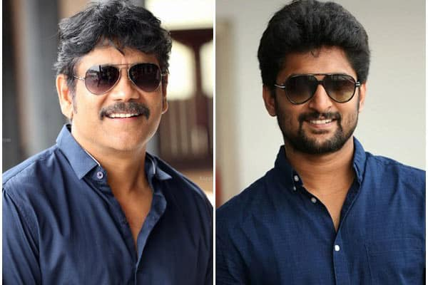 Nag and Nani turns guests for Chaitu