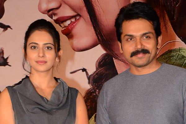 Rakul Preet reunites with star Tamil actor