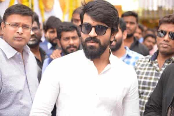 Ram Charan sets a date for his Next