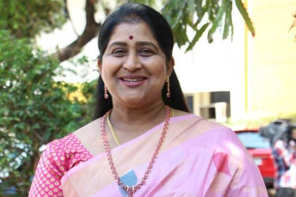 Senior actress Kavitha Joins BJP after leaving TDP