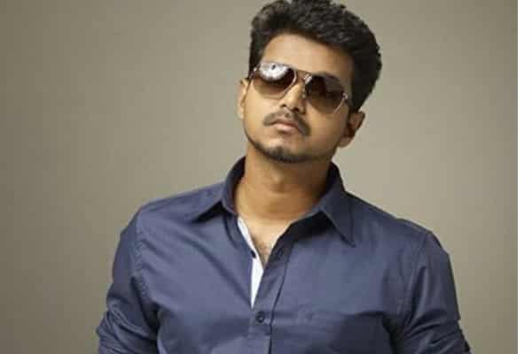 Tamil Hero Vijay in controversy
