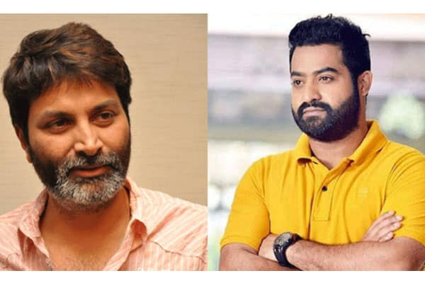 Trivikram and Tarak busy with IPL Promotions