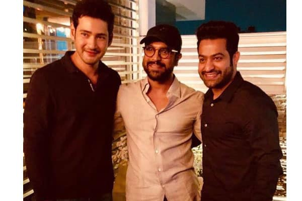 Pic Talk : The Triumvirate of Tollywood