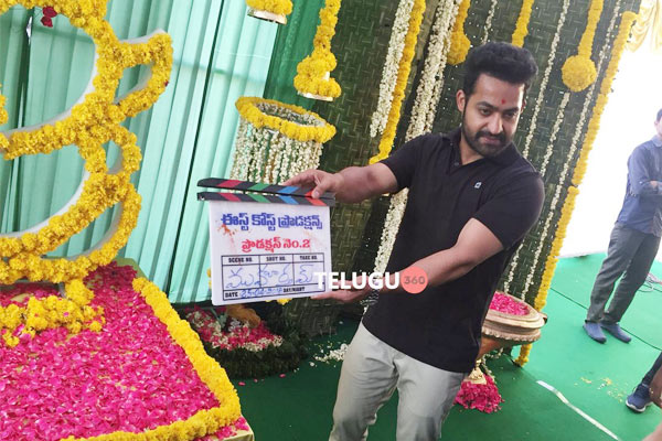 Kalyanram New Movie Opening Photos