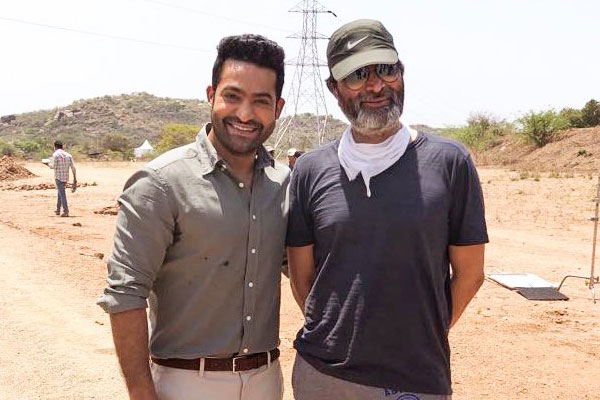 #NTR28 to hit the screens for Dusheera