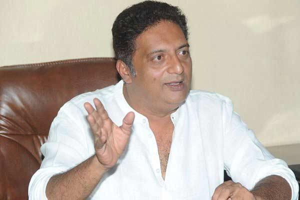Modi has become an actor, says Prakash Raj
